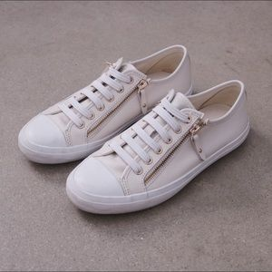 Coach Sneakers - Size 7.5